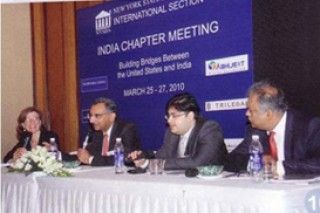 New York State Bar Association, India Chapter Meeting at Taj Lands End, 25-27 March 2010