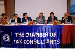 Conference on Tax and Allied Aspects of Construction Industry hosted by The Chamber of Tax Consultants, J.W.Marriott, Mumbai. January 8-9, 2010