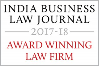 Indian Law Firm Awards 2017-8 – Award Winner (low res)